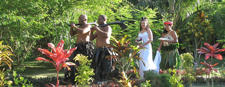 Our Destination Wedding at Sau Bay Fiji Retreat
